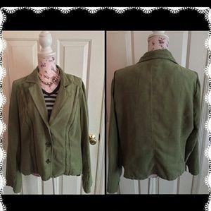 Green RQT Blazer..